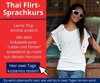 Thai Flirtkurs Banner